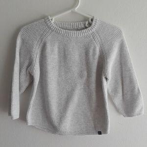 Zara | Knit wear baby sweater